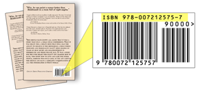 isbn bookland ean barcode