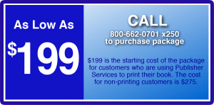 call for book printing