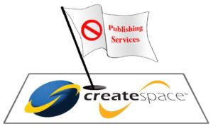 Createspace ends Publishing Services