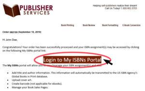 isbn portal